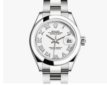 ROLEX(ロレックス) アナログ腕時計 ROLEX LADY-DATEJUST デイトジャスト 28mm OYSTER PERPETUAL