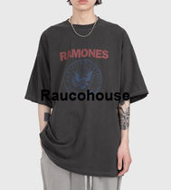 Raucohouse 1991 RAMONES DYEING T-SHIRT
