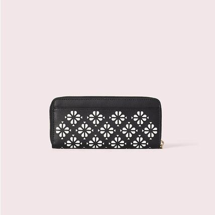 kate spade new york 長財布 kate spade☆sylvia perforated スリム 長財布☆税・送料込(4)