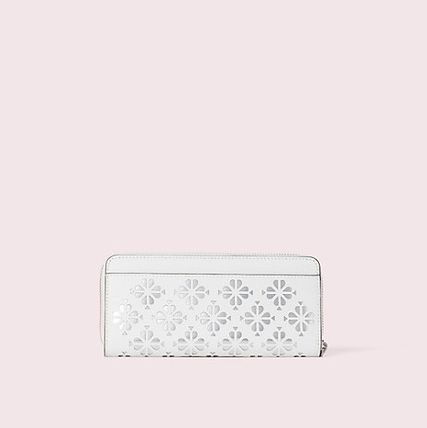 kate spade new york 長財布 kate spade☆sylvia perforated スリム 長財布☆税・送料込(8)