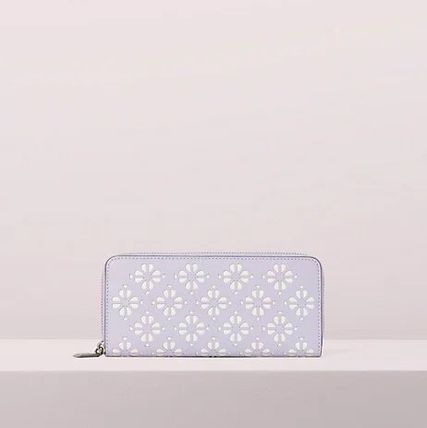 kate spade new york 長財布 kate spade☆sylvia perforated スリム 長財布☆税・送料込(9)