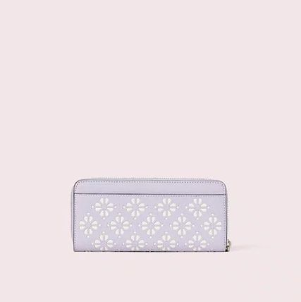 kate spade new york 長財布 kate spade☆sylvia perforated スリム 長財布☆税・送料込(11)