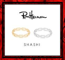 即発☆送込☆関税込【Ron Herman 取扱】SHASHI Chain Band Ring