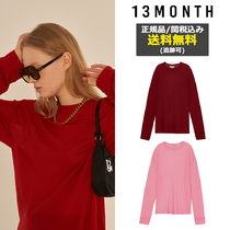 [13MONTH] LONG SLEEVE SEE-THROUGH 送料無料 追跡 韓国