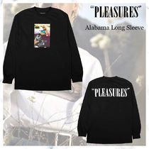 NEW!お早めに!Pleasures - Alabama Long Sleeve (Black)