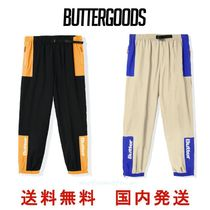 ★Butter Goods Search トラックパンツ