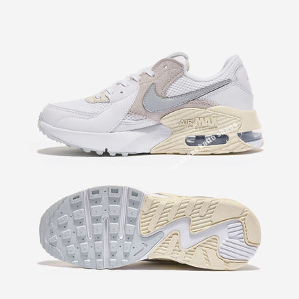 Nike スニーカー NIKE★WMNS AIR MAX EXCEE★兼用★ホワイト×ベージュ系(3)