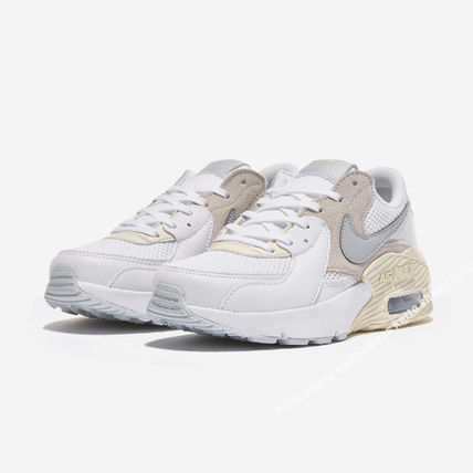 Nike スニーカー NIKE★WMNS AIR MAX EXCEE★兼用★ホワイト×ベージュ系(4)
