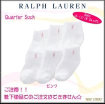 【国内発送】Ralph Lauren baby girls 靴下