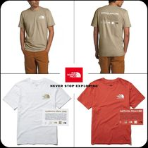 [THE NORTH FACE] ★ NEW 20SS ★ M'S LOGO-LUTION S/S R/TEE