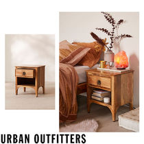 Urban Outfitters  Andrea Carved Nightstand ナイトスタンド