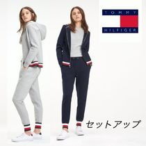 【TOMMY HILFIGER 】HERITAGEスウェットセットアップ