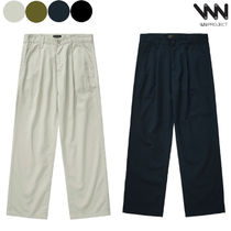 WV PROJECT★LAY BACK PANTS 4カラー - CJLP7360