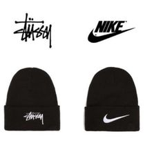 stussy NIKE beanie ニット帽 supreme kith air force 1 jordan