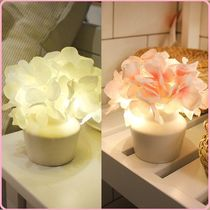 ●●韓国雑貨●●VIA K(ヴィアケー)NEW PRETTY HYDRANGEA LED♪