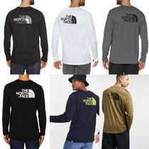 【The North Face】 Easy 長袖 T シャツ