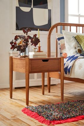 Urban Outfitters 棚・ラック・収納 大人気★ Urban Outfitters  Evie Nightstand ナイトスタンド(2)