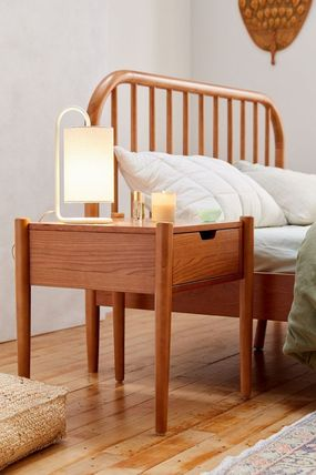Urban Outfitters 棚・ラック・収納 大人気★ Urban Outfitters  Evie Nightstand ナイトスタンド(7)