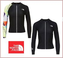 [THE NORTH FACE] W'S SURF-MORE ZIP UP RASHGUARD ★大人気★