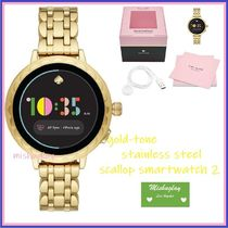 【kate spade】最終SALE★機能充実♪ stainless smartwatch 2 ★