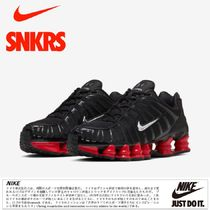 公式正規品!★Skepta x Nike Shox TL Black Red LEGEND