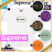 20SS /Supreme Nothing Else S/S Top Tee フロント ロゴ Tシャツ