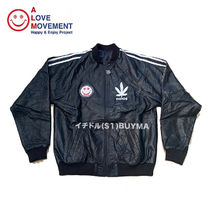 "A LOVE MOVEMENT ALM xTATA Recycled Leather Jacket ""Relax"""