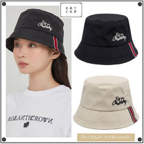 日本未入荷ROMANTIC CROWNのFRIDAY CEREMONY BUCKET HAT 全2色