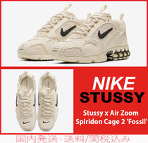 【セール/コラボ】Stussy x Air Zoom Spiridon Caged 'Fossil'