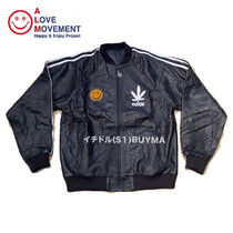 "A LOVE MOVEMENT ALM xTATA Recycled Leather Jacket ""Stoned"""