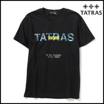 【国内発送】TATRAS×DIMMAK Exclusive T-shirt