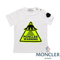 20ss☆MONCLER Baby UFOプリントTシャツ(9M~3歳)【関税込】