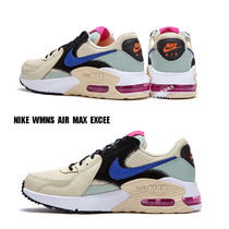 NIKE★WMNS AIR MAX EXCEE★FOSSIL/HYPER BLUE