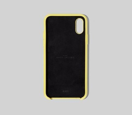 MARC JACOBS スマホケース・テックアクセサリー 【MARC JACOBS】SILICONE IPHONE X/XSケース M0015902(2)
