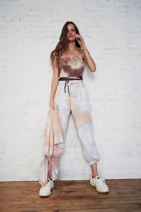 Urban Outfitters ルームウェア・パジャマ 【Urban Outfitters】ラウンジウェア TieDye 上下セット(3)