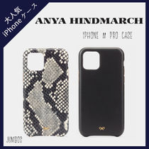 ☆大人気☆【ANYA HINDMARCH】iPhone 11 Pro ケース 2色