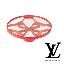 20SS*Louis Vuitton*LEATHER ROSACE TRAY MM BY ATELIER Ol