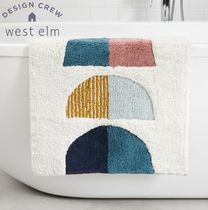 【West Elm】Welcome バスマット フロアマット  関税・送料込