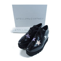 Stella McCartney::Elyseレースアップ スニーカー:40[RESALE]