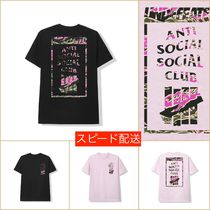 国内即発【ANTI SOCIAL SOCIAL CLUB】T-shirt アンチ Tシャツ