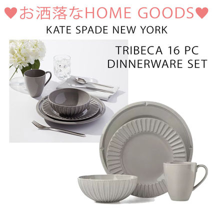 kate spade new york 食器(皿) ☆MUST HAVE☆ お洒落なHOME GOODS☆☆