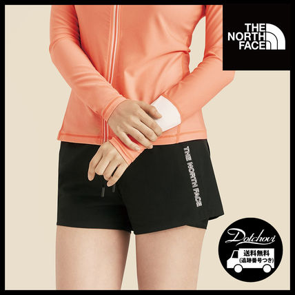 THE NORTH FACE ボードショーツ・レギンス THE NORTH FACE W'S PROTECT OCEAN SHORTS MH1519 追跡付