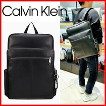 Calvin Klein_Tagged Backpack メンズバックパック☆正規品