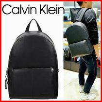 Calvin Klein_Tagged Backpack メンズ バックパック☆正規品