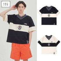 ROMANTIC CROWN★Tシャツ PERFECT GAME V NECK JERSEY 2カラー