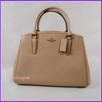 【COACH】希少色beechwood ★SMALL MARGOT CARRYALL★2wayバッグ