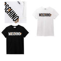 【Moschino】キッズ テディ ロゴ Tシャツ 大人もOK