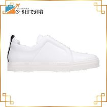 Pierre Hardy(ピエールアルディー) スニーカー ◆関税込◆Pierre Hardy Slider  White Leather Sneakers