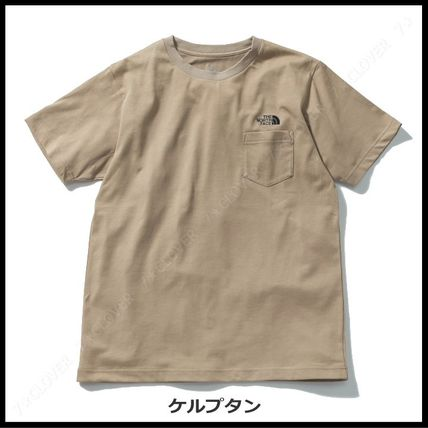 THE NORTH FACE Tシャツ・カットソー 国内発送・正規品★THE NORTH FACE★MEN'S LOGO POCKET T-SHIRT(2)