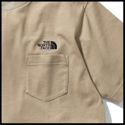 THE NORTH FACE Tシャツ・カットソー 国内発送・正規品★THE NORTH FACE★MEN'S LOGO POCKET T-SHIRT(4)